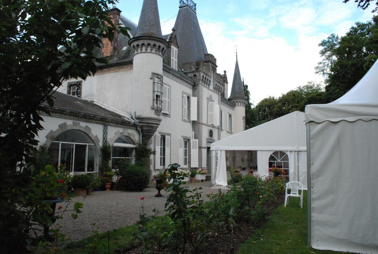 Château du Cheix sur Morge